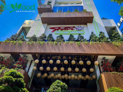 Am Thuc Da Nang , Vietnam-compositewood-biowood