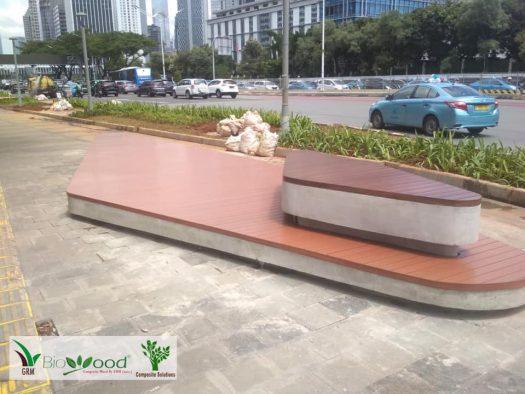 Bunderan Senayan - Jakarta 1-compositewood-biowood
