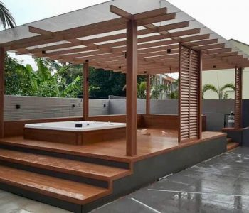Gazebo Project at Banting 1-compositewood-biowood
