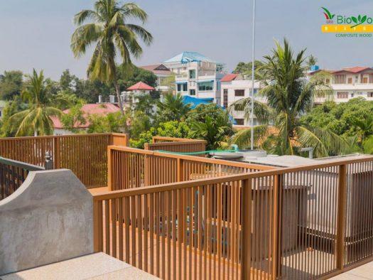 Golden Valley, Yangon 1-compositewood-biowood