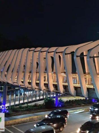 JPO Gelora Bung Karno 1-compositewood-biowood