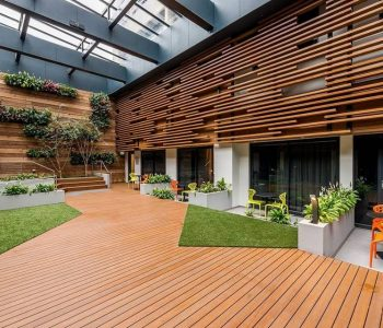 Jasper Hotel, Australia-compositewood-biowood