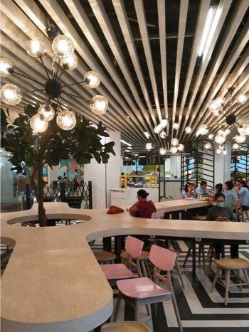 Kelapa Gading Mall, Jakarta 2-compositewood-biowood