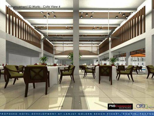 Lanjut Resort, Pahang 3-compositewood-biowood