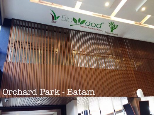 Orchard Park Batam-compositewood-biowood