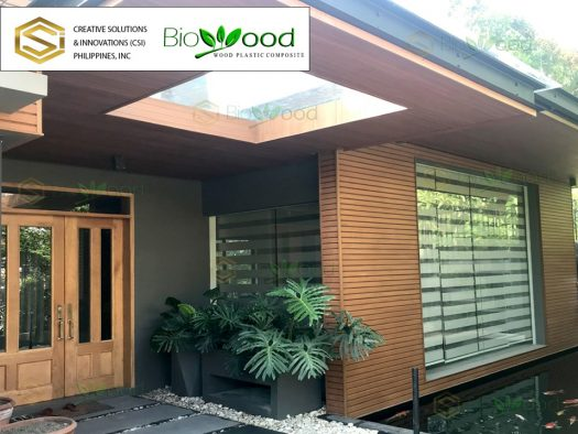Project in Philippines-compositewood-biowood