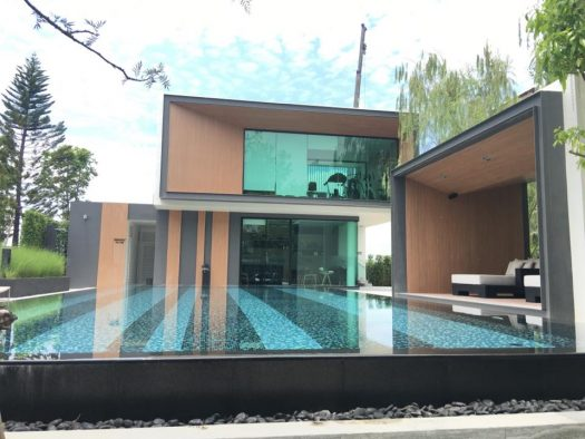 Residential Project at Thailand 1-compositewood-biowood