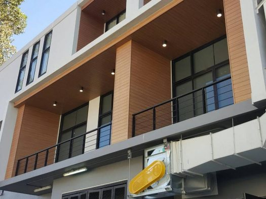 Residential Project at Thailand 2-compositewood-biowood