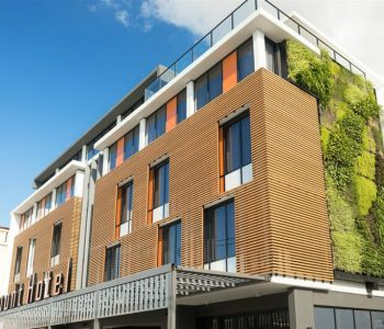 Richmont Hotel, Australia-compositewood-biowood