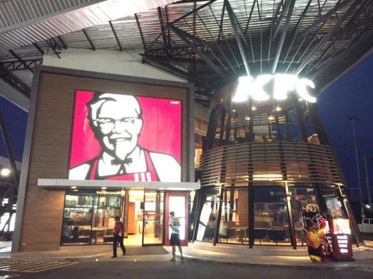 KFC Bang Yai, Thailand 2
